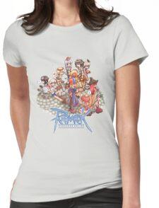 [RO1] Ragnarok Nostalgia Womens Fitted T-Shirt