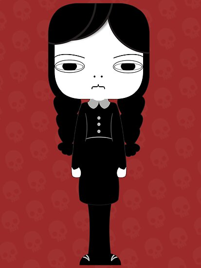 Wednesday Addams by Proyecto Realengo
