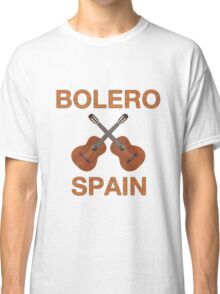 Bolero Spain Classic T-Shirt