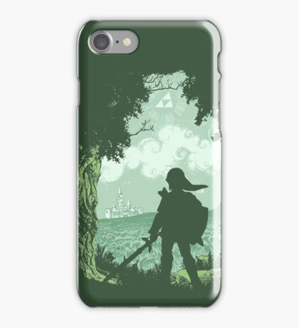 Adventure Begins iPhone Case/Skin