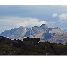 Magnificent Mountain Photographic Print