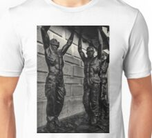 Heavy Is The Toll Of War Unisex T-Shirt