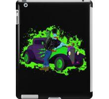 Hotrod Frankenstein iPad Case/Skin