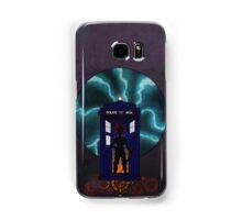 Chrono Who, Poster & Samsung Cases Samsung Galaxy Case/Skin