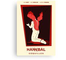 Hannibal 105: Coquilles Canvas Print