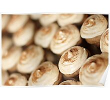 Churro Cupcakes Poster