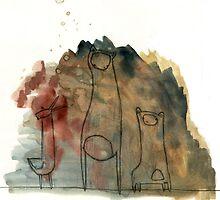 Friends by katebrunsk
