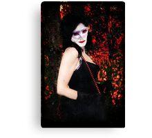 Dark Hammer Glamour Canvas Print