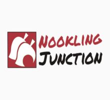 Nookling Junction Logo Kids Clothes