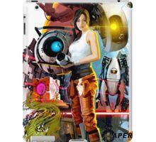 Portal 2 Characters iPad Case/Skin