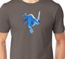 Sif the Great Grey Wolf Unisex T-Shirt