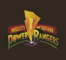 Mighty Morphin Power Rangers by volcross