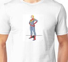 Captain Marvel Unisex T-Shirt