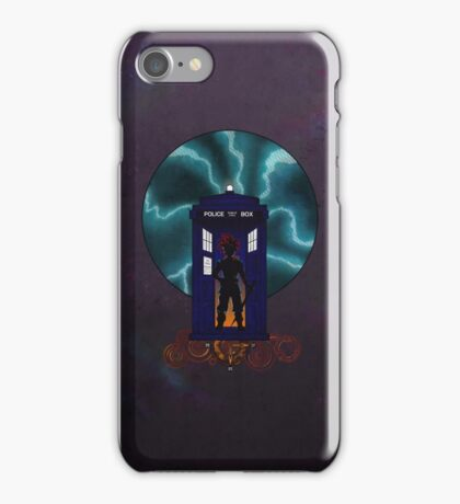 Chrono Who. Iphone, Ipod, Ipad cases iPhone Case/Skin