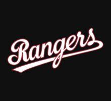 Texas Rangers by volcross