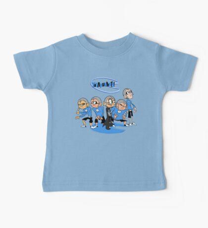 The Aquabats Super Show Baby Tee