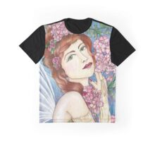 Blossom Faerie Graphic T-Shirt