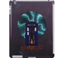 Chrono Who. Iphone, Ipod, Ipad cases iPad Case/Skin