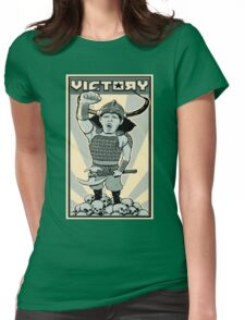 Victory - Johnny Drama Womens Fitted T-Shirt