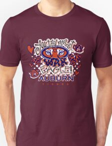 You Had Me At War Eagle Unisex T-Shirt