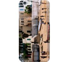 Beach on Goree Island, Senegal - Print iPhone Case/Skin