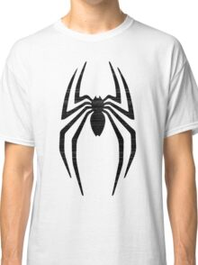 Spiderman Logo grain fade Classic T-Shirt