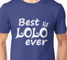Best Lolo Ever - World's Greatest Filipino Grandpa Ever Unisex T-Shirt