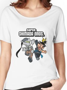 Super Shimada Bros! Women's Relaxed Fit T-Shirt