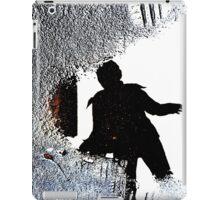 Under foot iPad Case/Skin