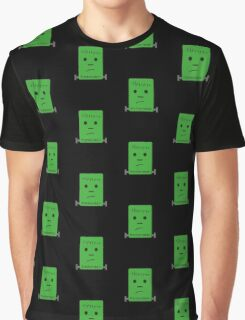 Frankenstein Must Be Disappointed Graphic T-Shirt