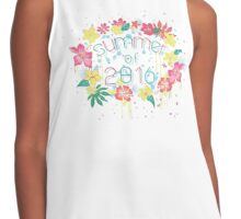 Summer of 2016 Contrast Tank