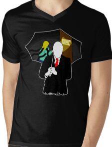 The Hunt For The Notes Ver. 2 Mens V-Neck T-Shirt