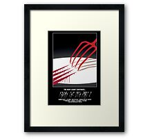 Friday The 13th Part 2 Framed Print