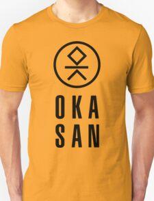cool and fashionable Okasan T-shirt T-Shirt