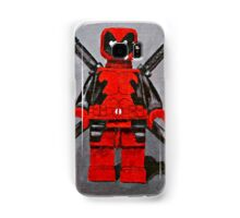 Lego D,Pool Samsung Galaxy Case/Skin