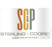 Sterling Cooper & Partners Poster