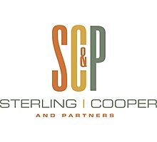 Sterling Cooper & Partners Photographic Print