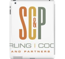 Sterling Cooper & Partners iPad Case/Skin