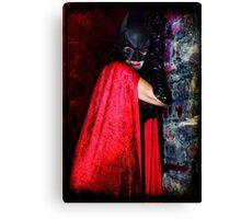 Darkly Vamp Canvas Print