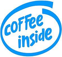 Coffee inside Photographic Print