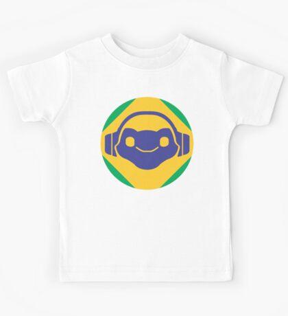 Brazilúcio Kids Tee