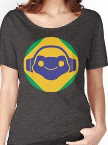 Brazilúcio Women's Relaxed Fit T-Shirt