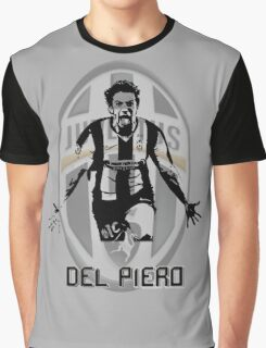 Alessandro Del Piero Graphic T-Shirt