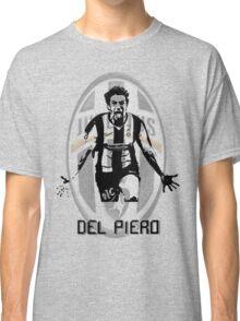 Alessandro Del Piero Classic T-Shirt