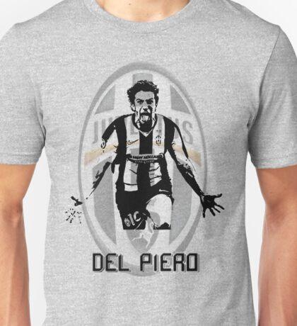 Alessandro Del Piero Unisex T-Shirt