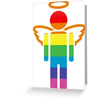 angelicon Greeting Card