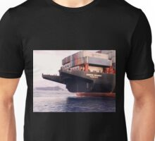 CARGO NOW LEAVEING HONOLULU Unisex T-Shirt