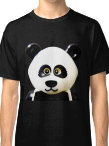 Cute Lego Panda Guy Classic T-Shirt