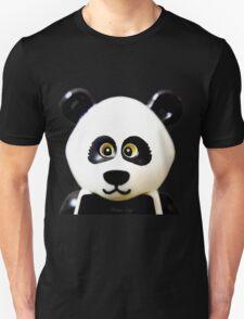 Cute Lego Panda Guy Unisex T-Shirt