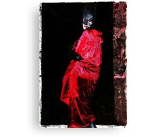 Red Undead Canvas Print